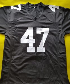 Front of Jersey