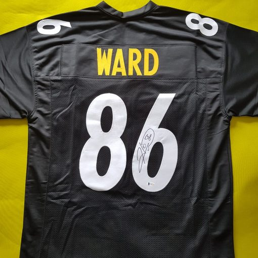 Hines Ward Signed Jersey