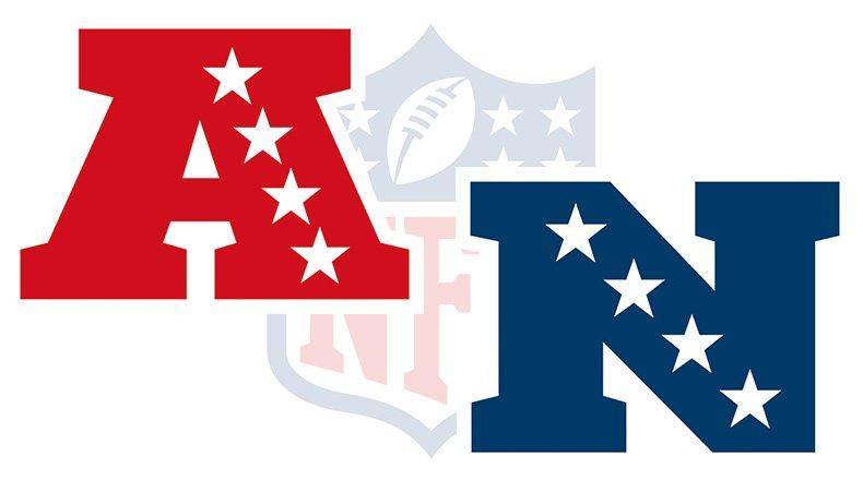 AFC - NFC Logos