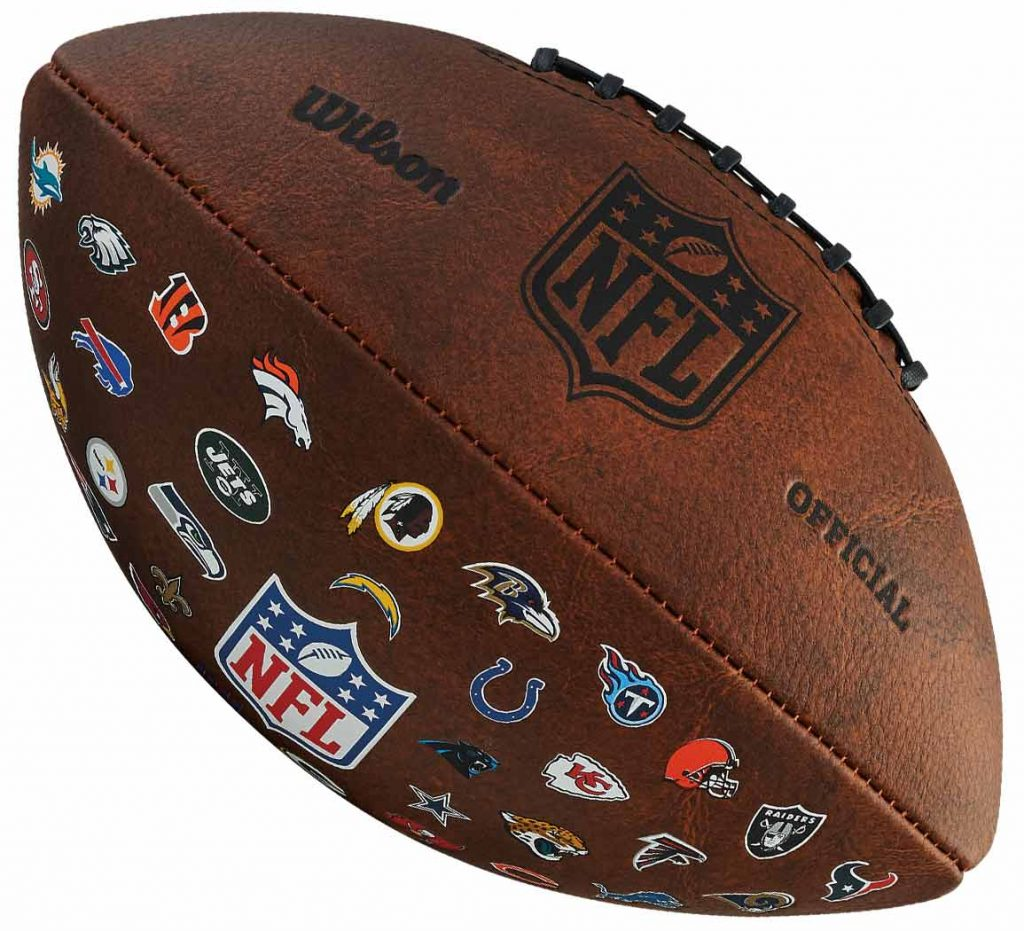 Introducing you to all 32 NFL franchises