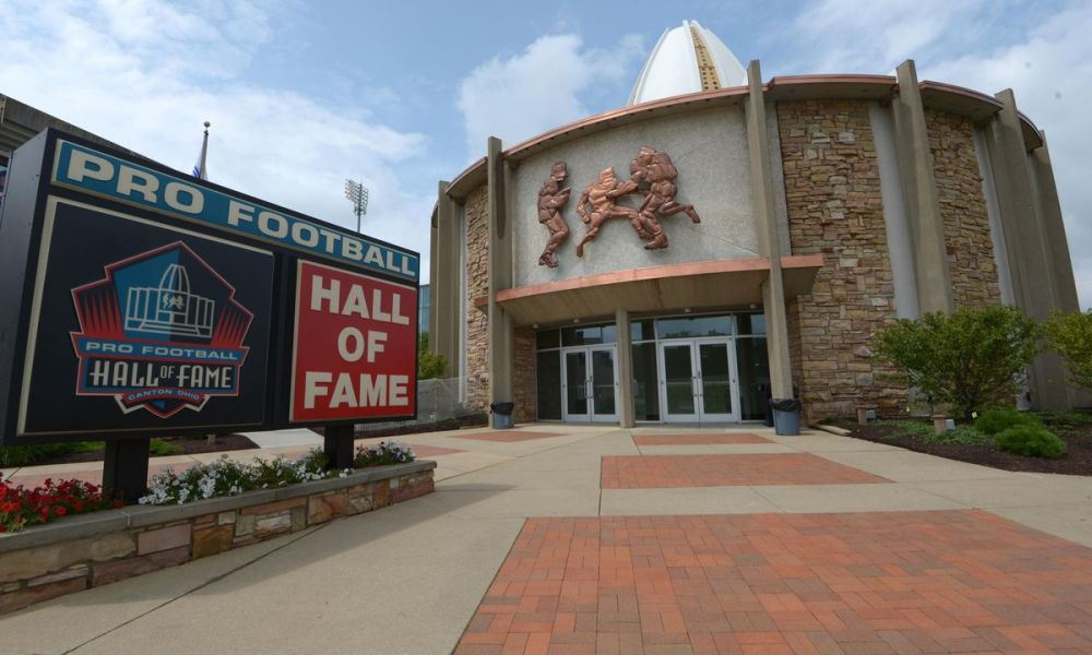 Canton, Ohio - where legends play on